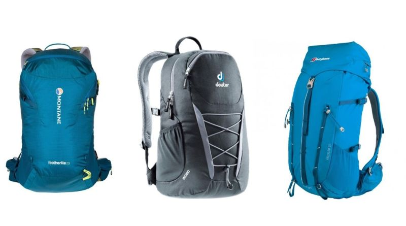 backpacks for short hikes
