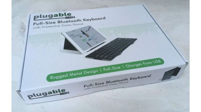 Plugable Bluetooth Keyboard