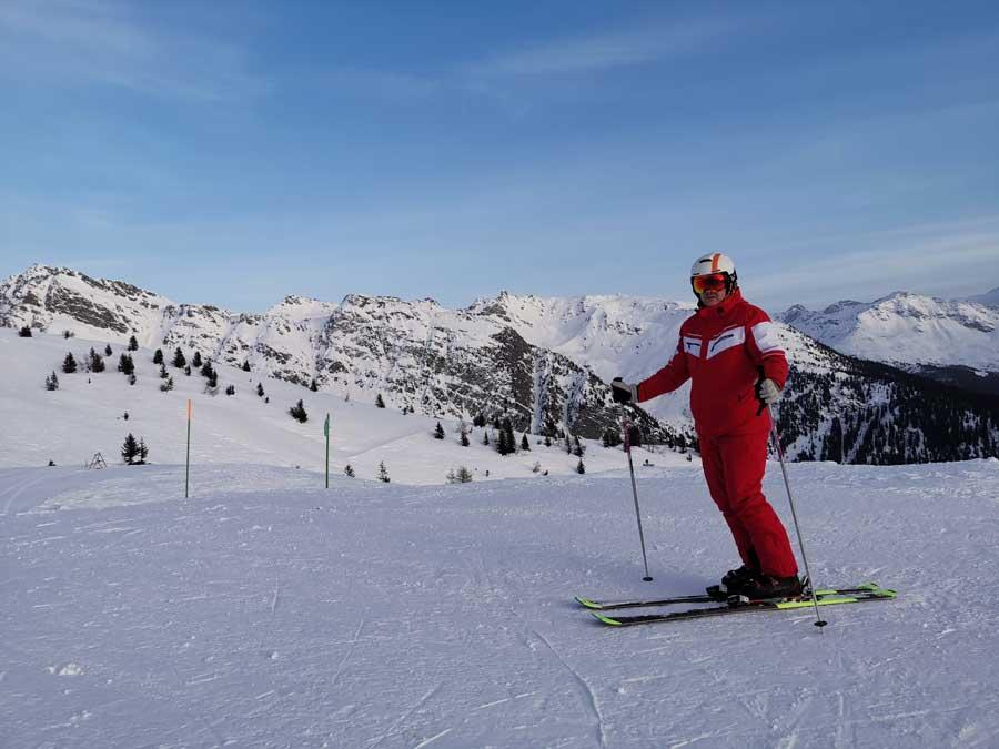 Maier Sports Anton 2 men's ski pants