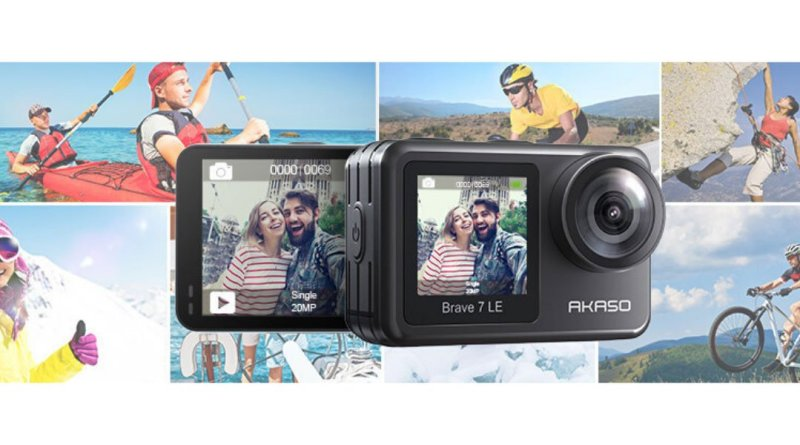 AkasoBrave 7 LE Action Camera