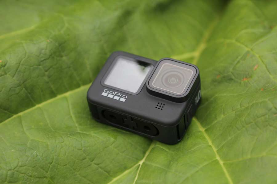 GoPro HERO9 action camera