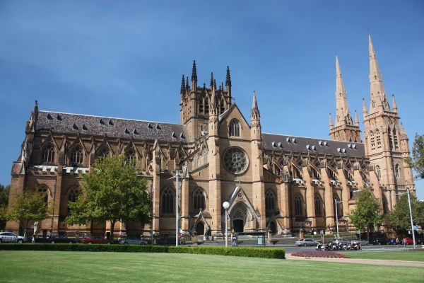 st mary's cathedral sydney   Travhost