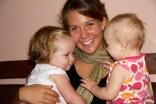 Lauren and the girls