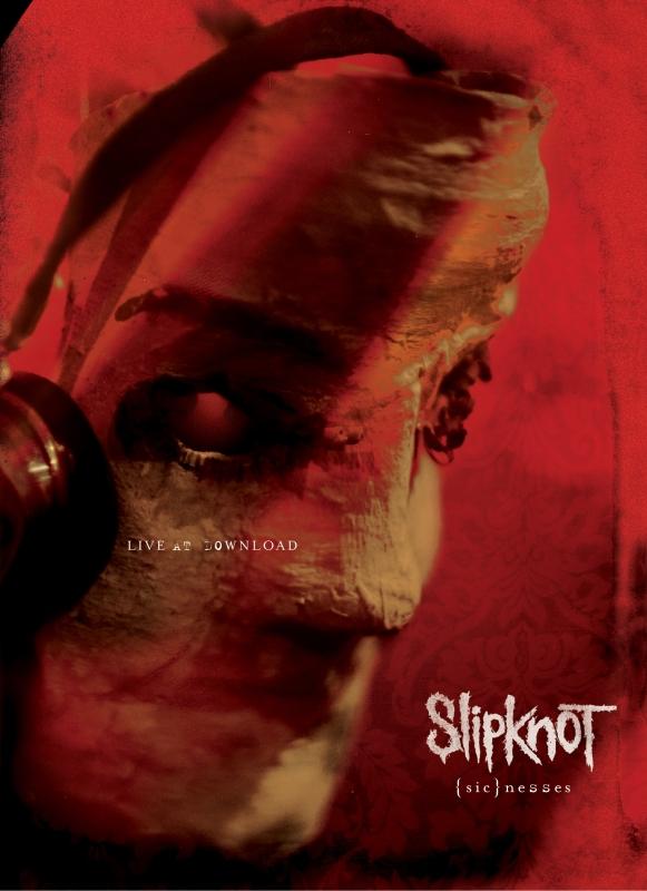 Slipknot Artwork For '(sic)nesses' DVD