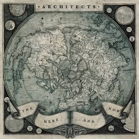 Architects 'The Here And Now' Cover Art