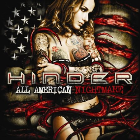 Win - Autographed Hinder 'All American Nightmare'