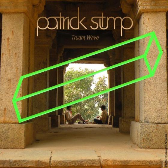 Patrick Stump 'Truant Wave' EP Cover Art