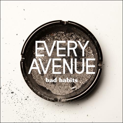Every Avenue 'Bad Habits' Album Cover Artwork