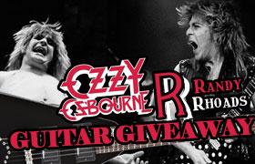 Win - Randy Rhoads JS32T Jackson guitar