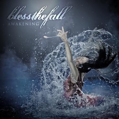 Blessthefall 'Awakening' Cover Artwork