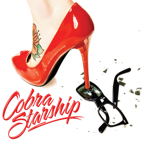 Cobra Starship  'Night Shades' Album Artwork