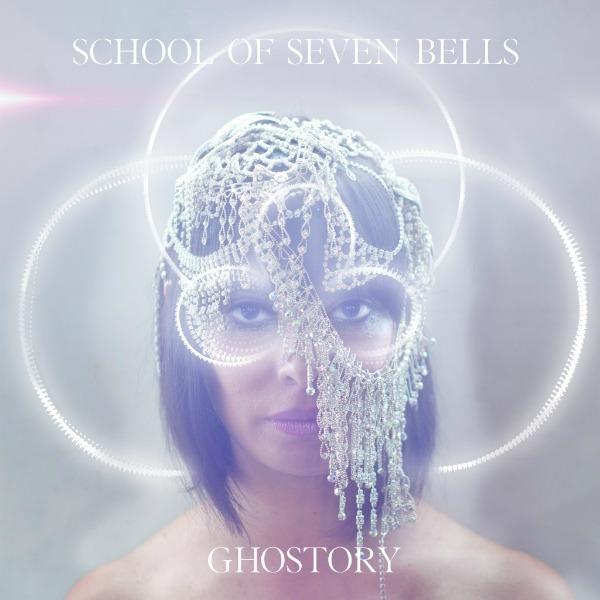 School Of Seven Bells 'Ghostory' Cover artwork