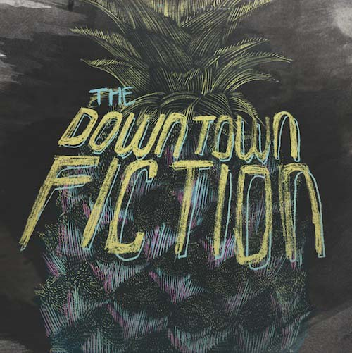 The Downtown Fiction Pineapple EP Cover Artwork