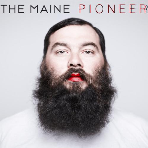 The Maine 'Pioneer' Album Artwork