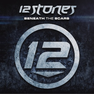 12 Stones Beneath the Scars Cover Artwork