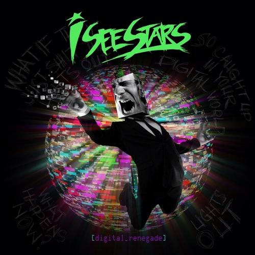I See Stars 'Digital Renegade' Album Cover Artwork