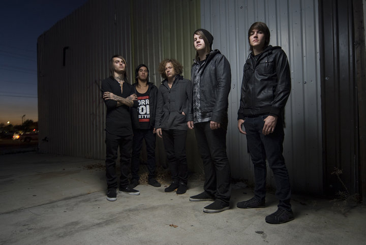 Attack Attack!, The Plot in You, Get Scared Announce Tour