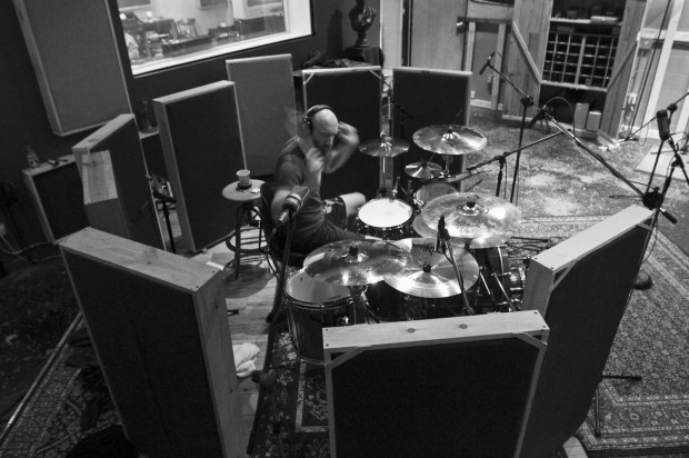 Killswitch Engage In The Studio