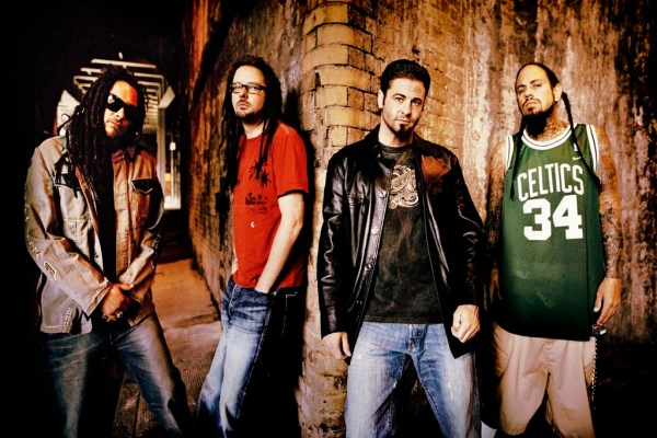 Korn To Release New Live DVD