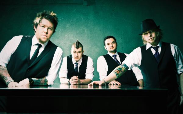 12 Stones Announce New Tour Dates