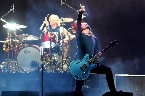 Dave Grohl To Deliver Keynote Speech At SXSW 2013