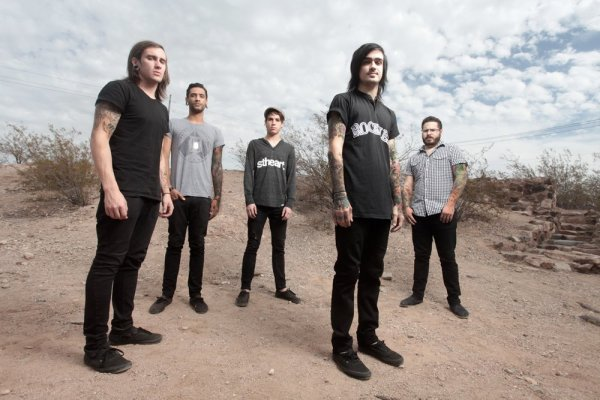 "Like Moths To Flames ""Shapeshifter"" Lyric Video"