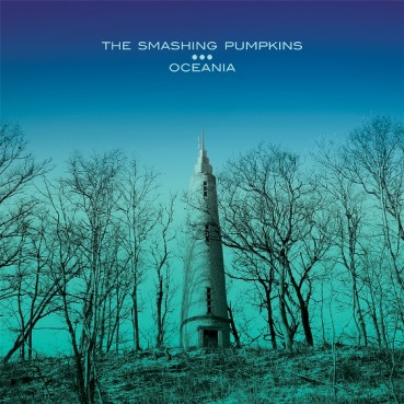 Smashing Pumpkins 'Oceania' Cover Artwork