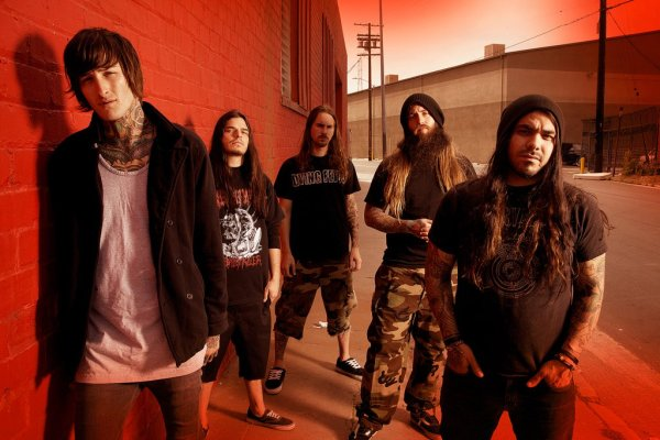Suicide Silence Sign To Nuclear Blast Entertainment