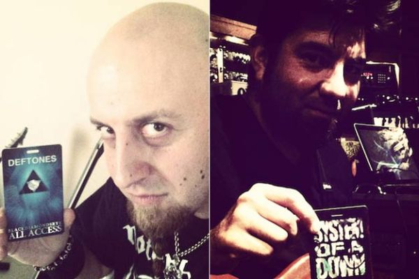 System Of A Down And Deftones Tease 2012 Tour Announcement