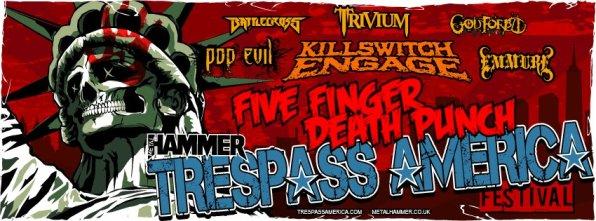 Trespass America Festival