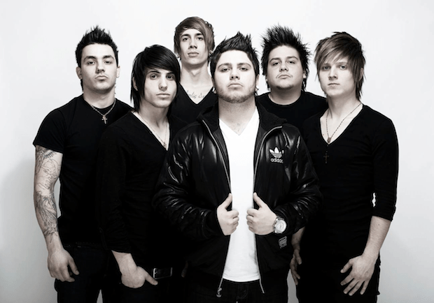 "Abandon All Ships ""August"" Music Video"