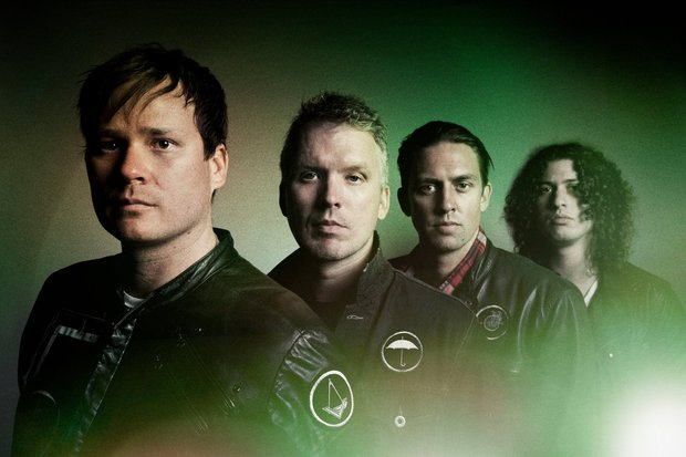 Angels And Airwaves Announce Double LP 'Stomping The Phantom Brake Pedal'