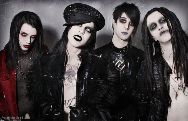 Vampires Everywhere! Announce Fall Tour Dates