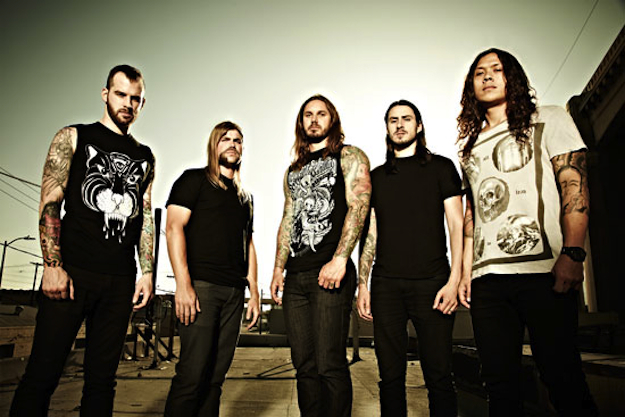 "Preview - As I Lay Dying ""Overcome"""