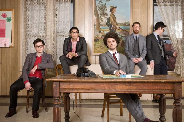 "Passion Pit ""Carried Away"" Music Video"