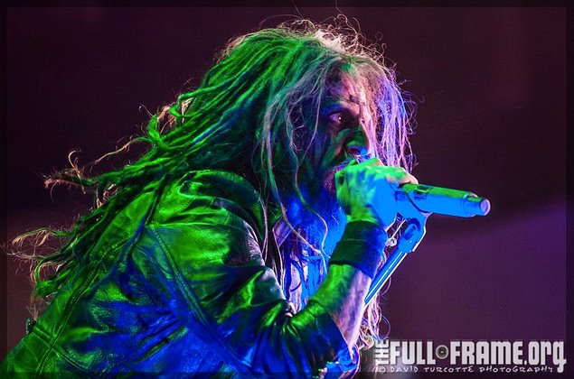 "Rob Zombie And Marilyn Manson Announce ""Twins Of Evil"" Tour"