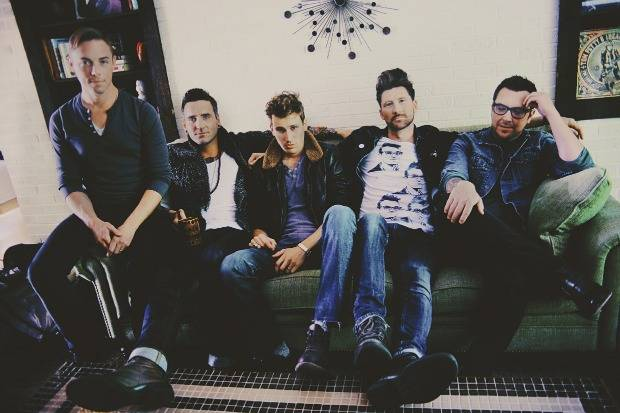 Anberlin Announce Acoustic Tour With Campfire Ok And Stars In Stereo