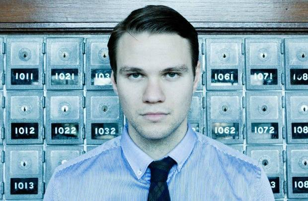 "Tilian Pearson (Dance Gavin Dance, ex-Tides Of Man) ""Up In The Air"" Music Video"