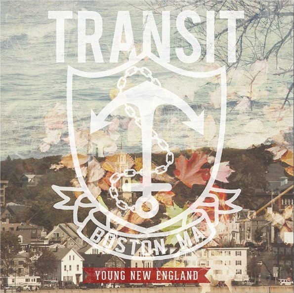 Transit 'Young New England' Album Cover Artwork