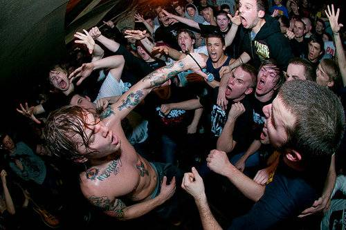 "Trapped Under Ice To Go On ""Lengthy Hiatus"""
