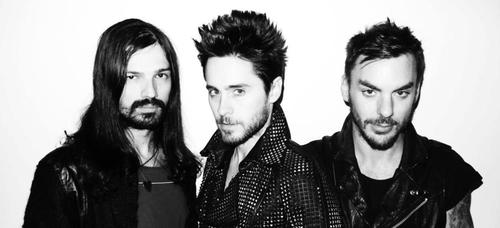 "New Song - 30 Seconds To Mars ""Conquistador"""