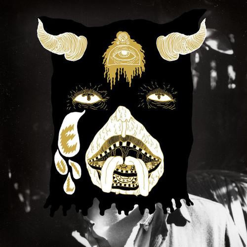 Portugal. The Man 'Evil Friends' Album Cover Artwork
