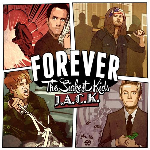 Forever The Sickest Kids will release their new album 'J.A.C.K.'