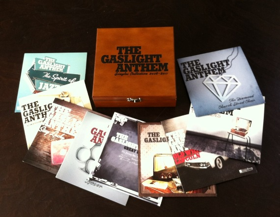 The Gaslight Anthem To Release Singles Collection 2008 2011 Box Set