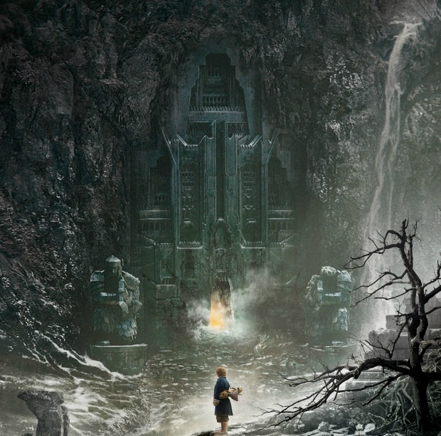 'The Hobbit The Desolation Of Smaug' Movie Poster