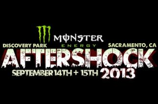 Monster Aftershock Festival Announced