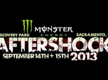 Monster Aftershock Festival