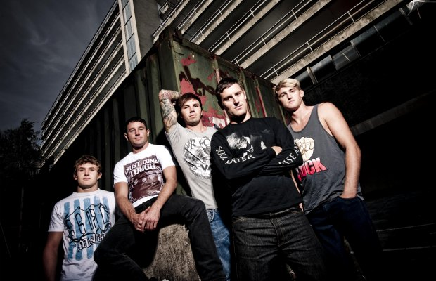 Parkway Drive Announce U.S. Tour Dates