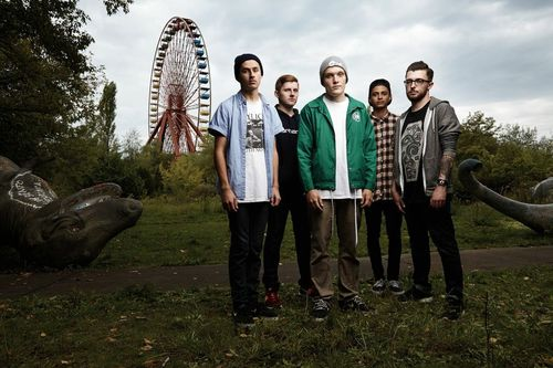 Neck Deep Announce New Album 'Life's Not Out To Get You'