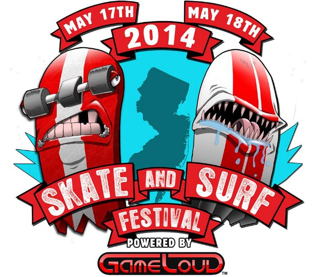 Skate And Surf Festival 2014